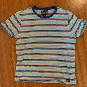 Lucky Brand - Striped T Shirt - Size Medium